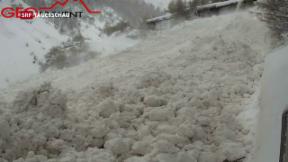 Video «Lawinengefahr wegen Extremwetter» abspielen