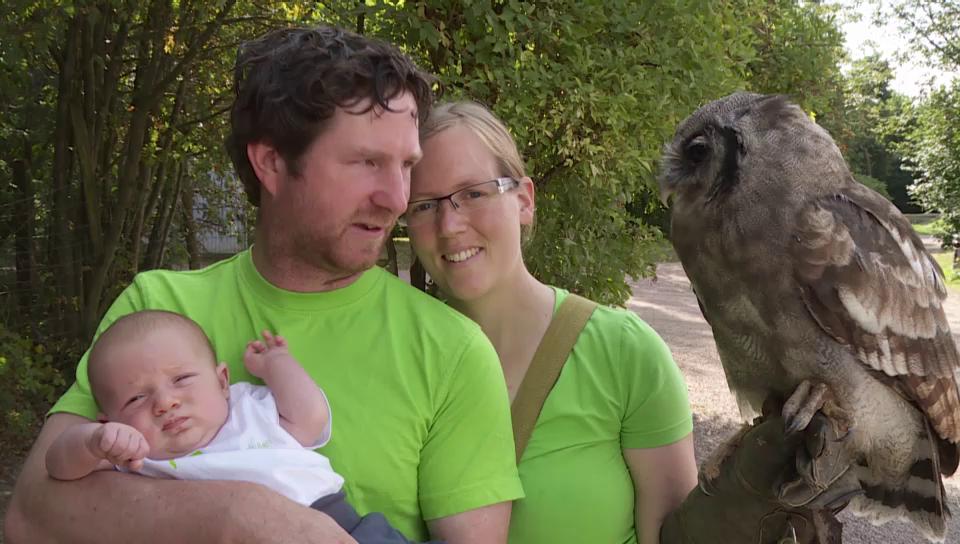 Nachwuchs im Tierpark