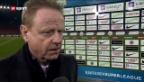 Video «Statement von Rolf Fringer: «Das ist mir eigentlich egal»» abspielen
