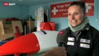 Video «Bob: Fabienne Meyers Suche nach einer Anschieberin» abspielen