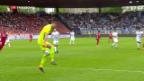 Video «Gleichstand: FCZ gegen Sion und Tabelle» abspielen