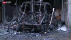 Video «Elektroauto in Flammen» abspielen