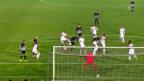 Video «Zusammenfassung Partizan-YB» abspielen