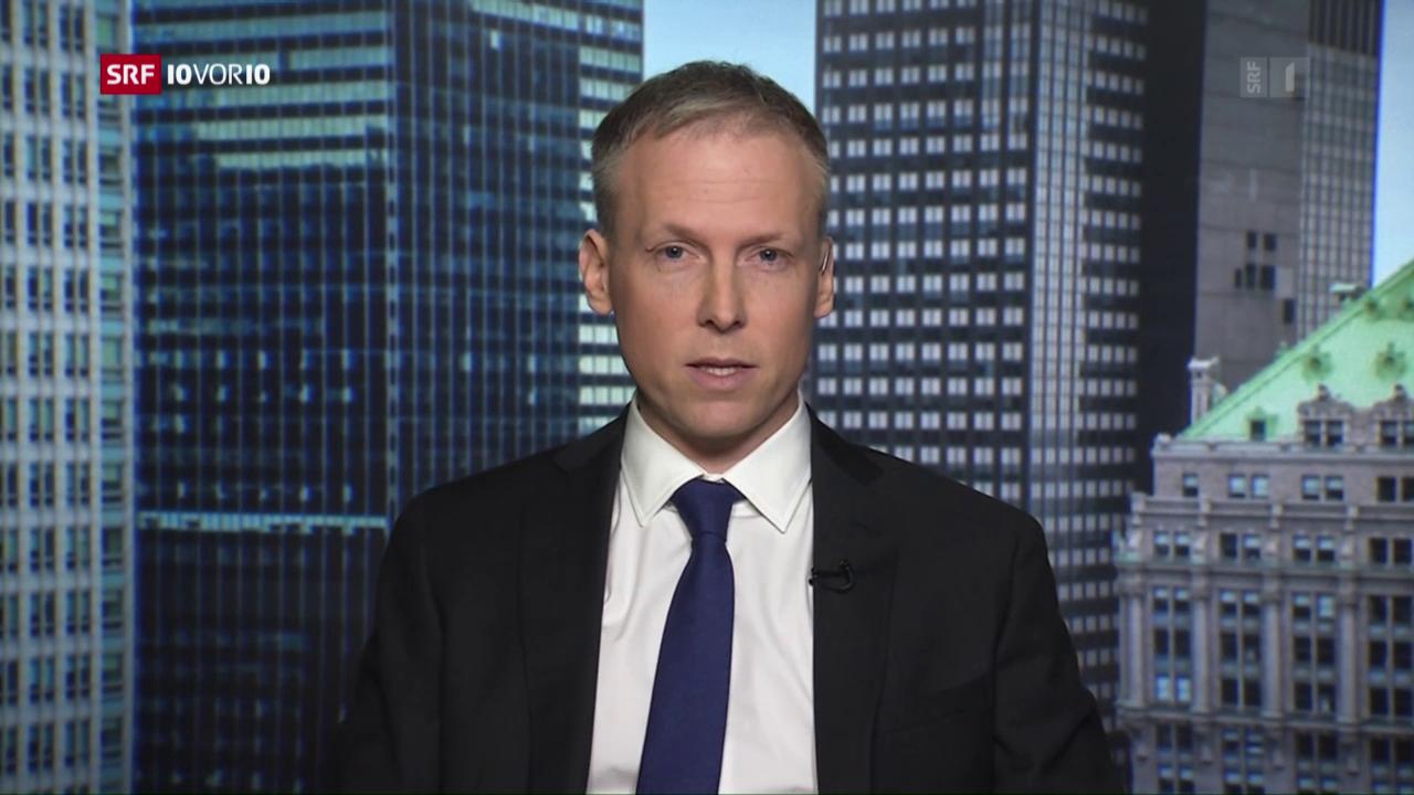 SRF-Korrespondent Thomas von Grünigen analysiert den Hackerstreit