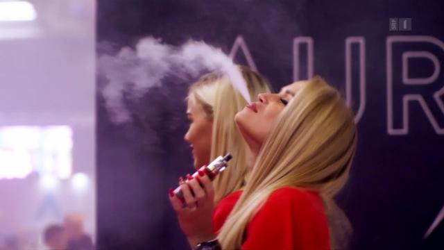 Video «Die Zukunft des Rauchens» abspielen
