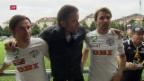 Video «Fussball: Die «Kehrli-Saga» beim FC Breitenrain» abspielen