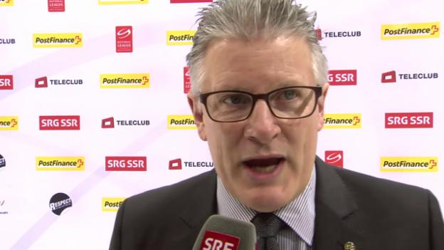 Video «Crawford: «Wir hatten Mühe, die Intensität zu finden» (Interview in Englisch)» abspielen