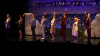 Video ««Z wie Züri» - ein Musical, viele Darsteller» abspielen