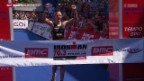 Video «Triathlon: Ironman 70.3 in Rapperswil-Jona» abspielen