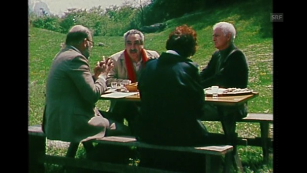 Video «Picknick auf dem Rütli (Zeitgeist, 24.5.1987)» abspielen