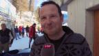 Video «Abfahrt: Claudio Zuccolini ist Bobpilot» abspielen