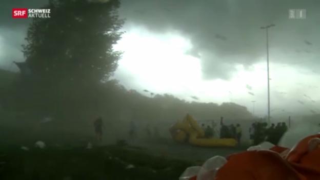 Video «Schweiz aktuell vom 20.06.2013» abspielen