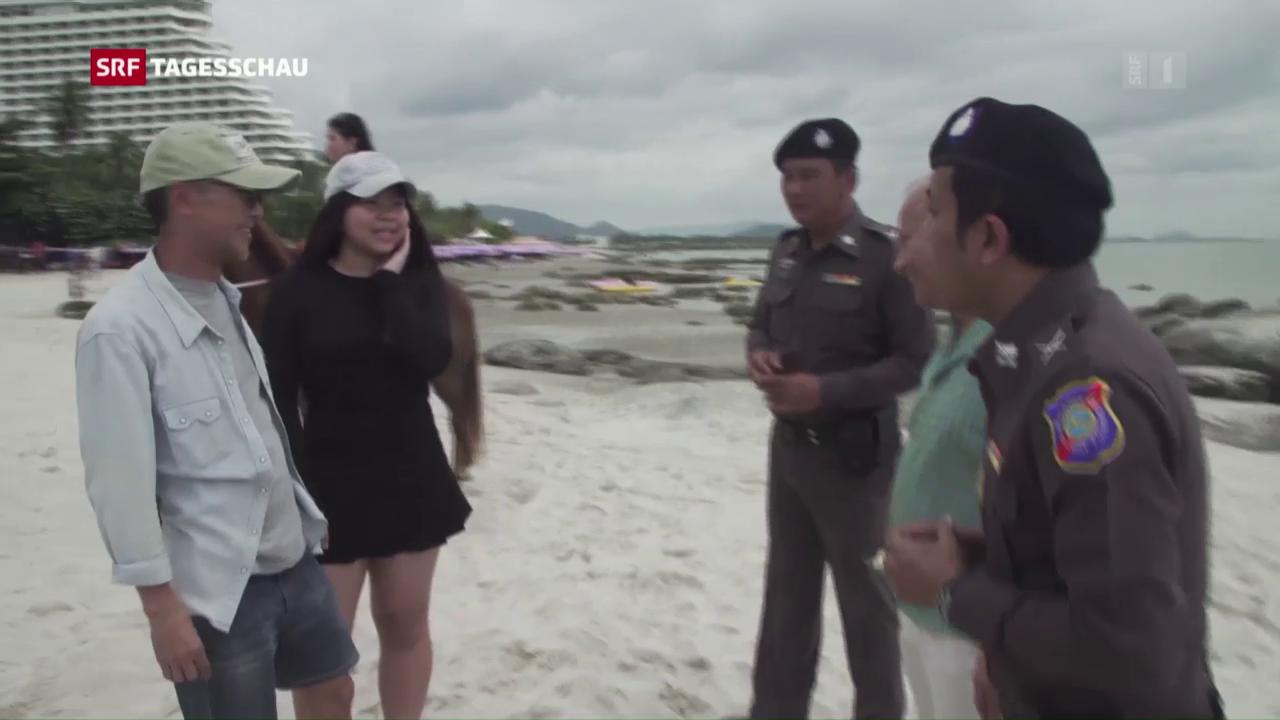 Thailand nach dem Anschlag