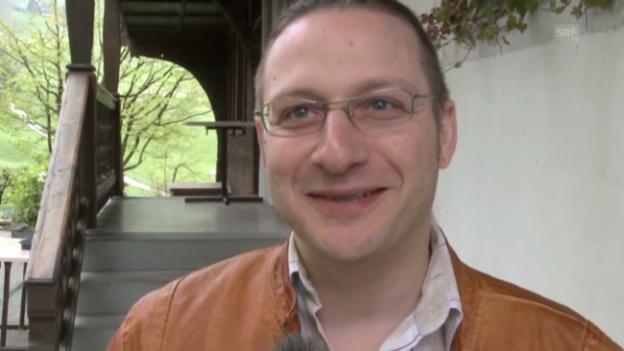 Video ««SRF – 300 Mal bi de Lüt»: Was bedeutet «SRF bi de Lüt für Euch?» abspielen