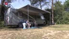 Video «Campingplätze werden zum Trend-Urlaubsziel» abspielen