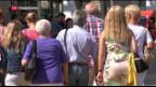 Video «Rentenaltererhöhung in der Schweiz?» abspielen