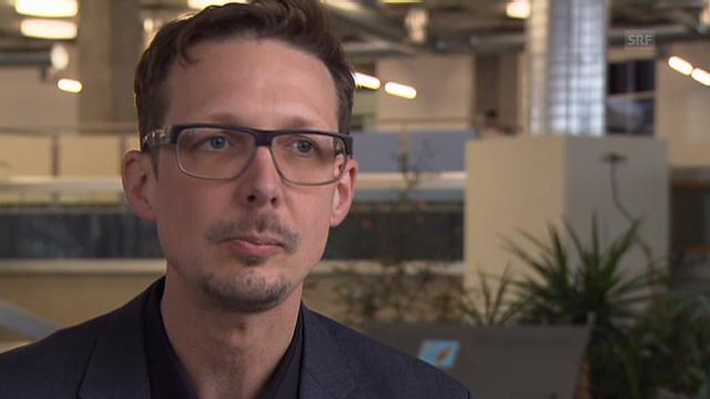 Interview mit Michael Hermann, Politologe