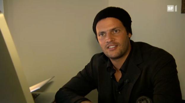 Video «Björn Hering: zurück im TV-Business» abspielen