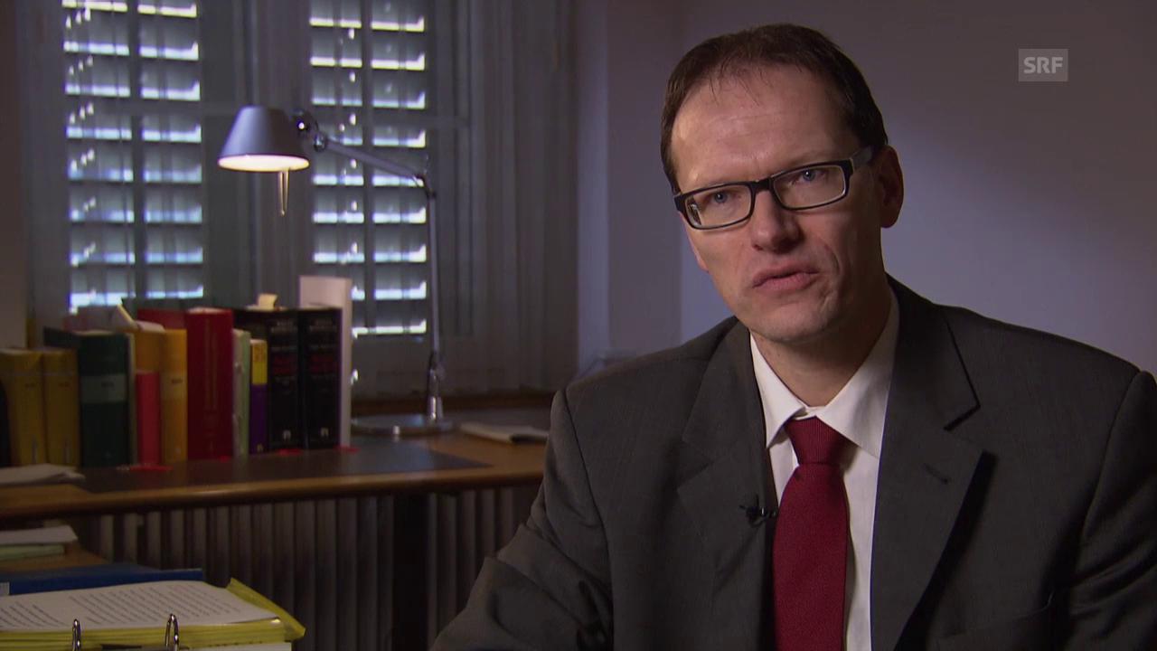 Staatsanwalt Pascal Pilet