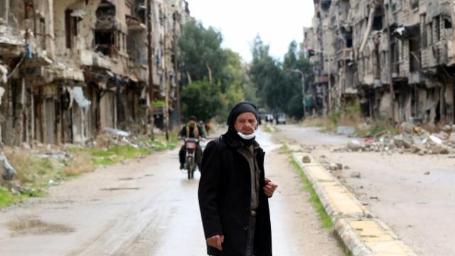 Archiv: In Syrien ist das Leid zur Institution geworden