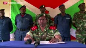 Video «Lage in Burundi bleibt angespannt» abspielen