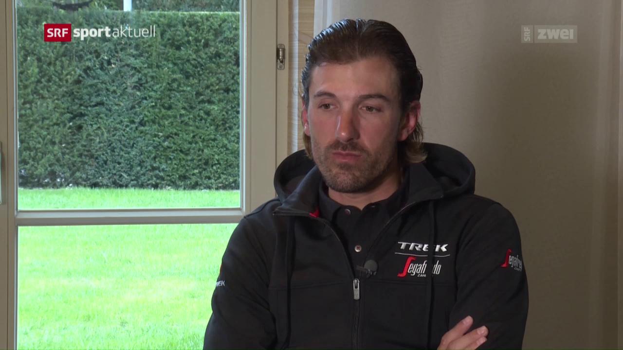 Cancellara ist zu 100 Prozent bereit für seine letzte «Ronde»