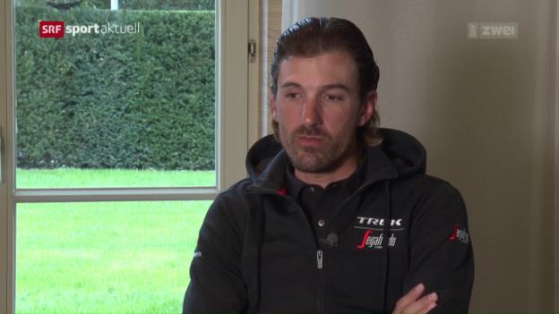 Video «Cancellara ist zu 100 Prozent bereit für seine letzte «Ronde»» abspielen