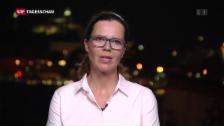 Video «Ruth Bossart zur Beziehung USA-Türkei» abspielen