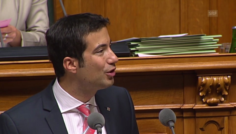 Caroni: «Keine Statistik, aber diverse Stimmen»