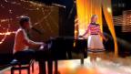 Video «Christina Hälfiger im Duett mit Eliane Müller mit «Venus & Mars»» abspielen