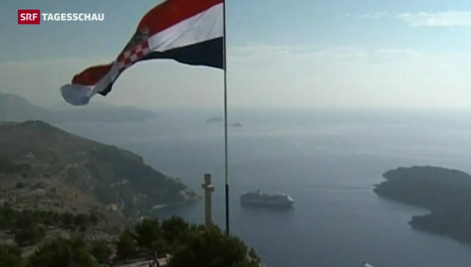 Ständerat gibt 45 Millionen für Kroatien frei