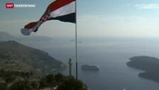 Video «Ständerat gibt 45 Millionen für Kroatien frei» abspielen