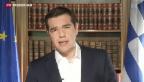 Video «In Griechenland radikalisiert sich das Nein-Lager» abspielen