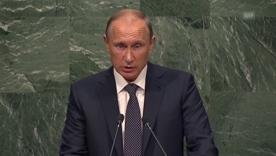 «Unilaterale Sanktionen widersprechen Uno-Prinzipien»