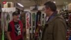 Video «Schleppendes Weihnachtsgeschäft» abspielen