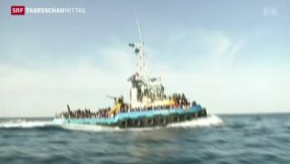 Video «Migrationsfilm gegen Flüchtlingsproblematik» abspielen