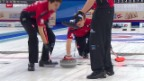 Video «Curling: Europameisterschaft in Stavanger» abspielen