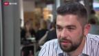 Video «FOKUS: Irfan – vom Dschihadist zum V-Mann» abspielen