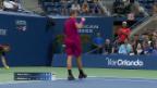 Video «Wawrinka - Nishikori: Die Live-Highlights» abspielen