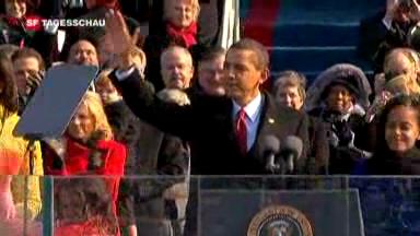 Vereidigung von Barack Obama