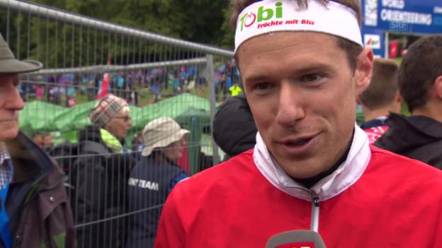 Video «Hubmann: «Es lief heute fast ein bisschen spielerisch»» abspielen
