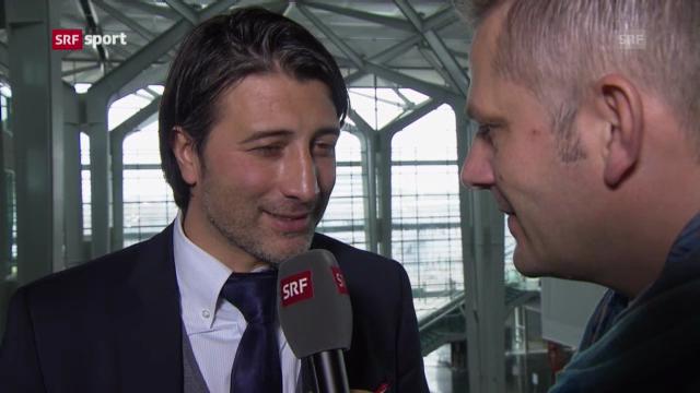 Interview mit Murat Yakin am Tag nach dem Spiel