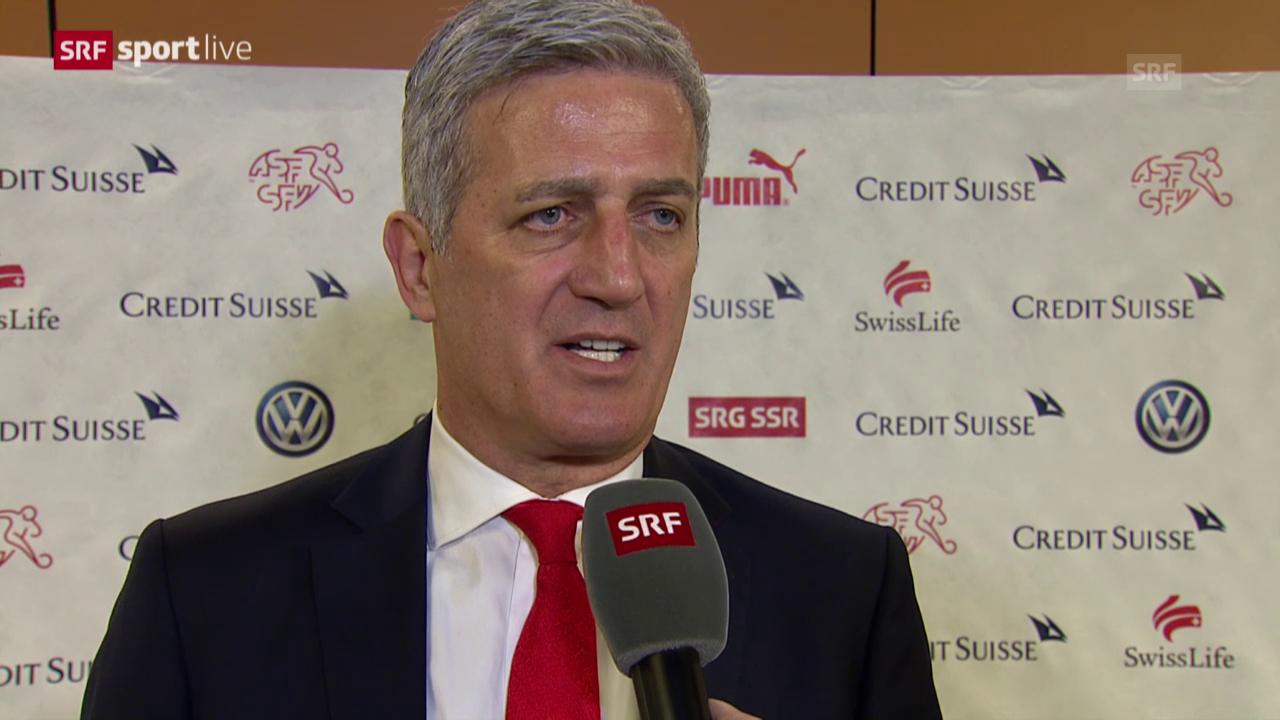 Petkovic: «Zurzeit fehlt das Selbstvertrauen»