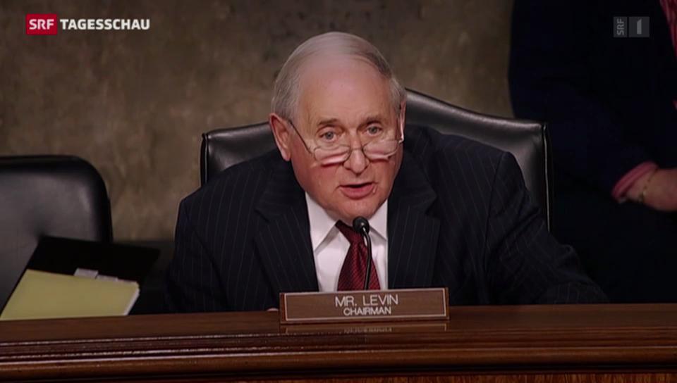 Carl Levin: Pension nach 36 Jahren im US-Senat