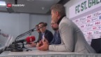 Video «Alain Sutter Sportchef beim FC St. Gallen» abspielen