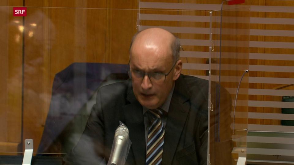 Ritter: «Wenn wir aufs Ganze gehen, riskieren wir ein Referendum»