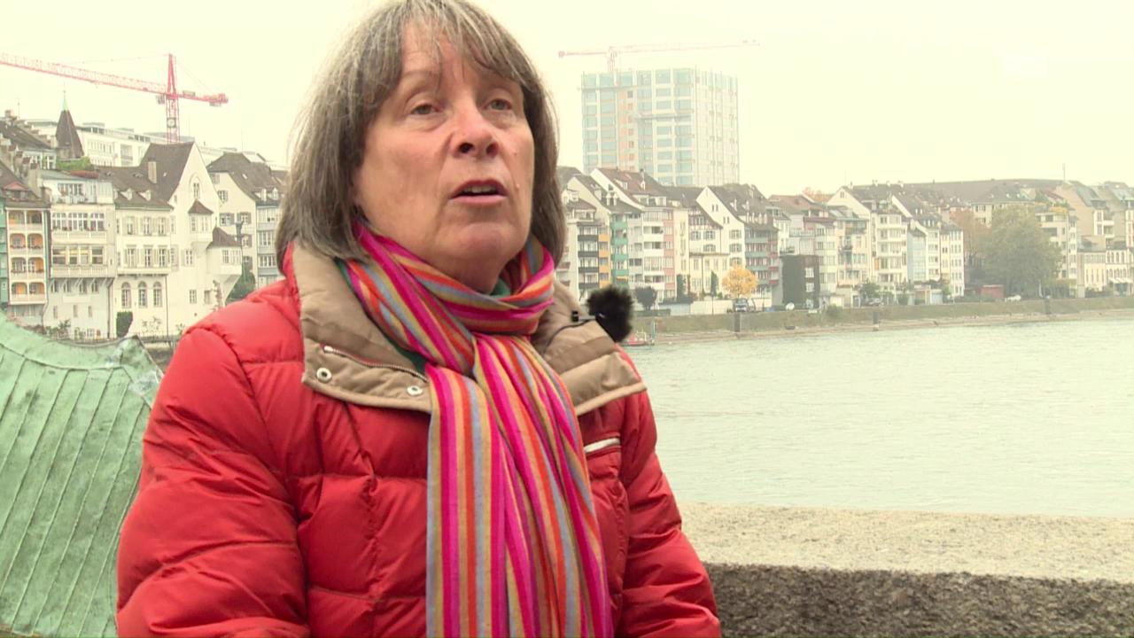 30 Jahre Brand von Schweizerhalle: Eine Zeitzeugin berichtet