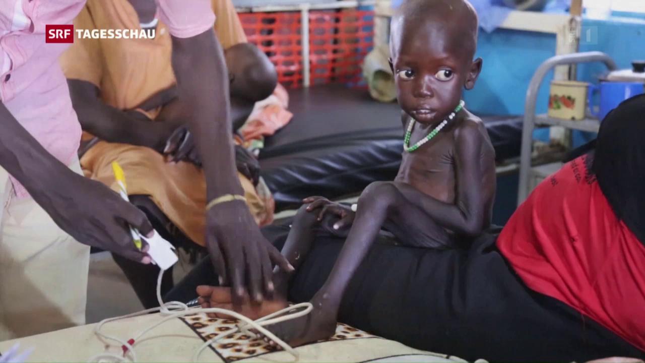 100'0000 Menschen droht Hungerstot