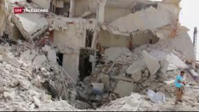 Video «Klare Worte nach Russland und Syrien» abspielen