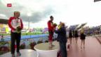 Video «Siebenkämpferin Agnou glänzt an der U23-EM» abspielen